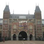 El Rijksmuseum de Amsterdam, abierto en abril del 2013