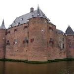 El Castillo de Ammersoyen, en Gelderland