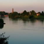El Rin, el Mosa y el Waal, ríos de Holanda
