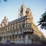 Visita el Ayuntamiento de Middelburg