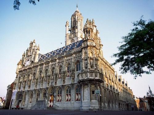 Ayuntamiento de Middelburg