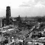 El bombardeo de Rotterdam en 1940