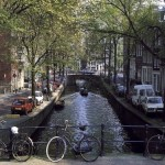 400 años de los canales de Amsterdam