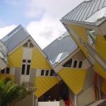 Las casas cúbicas de Rotterdam