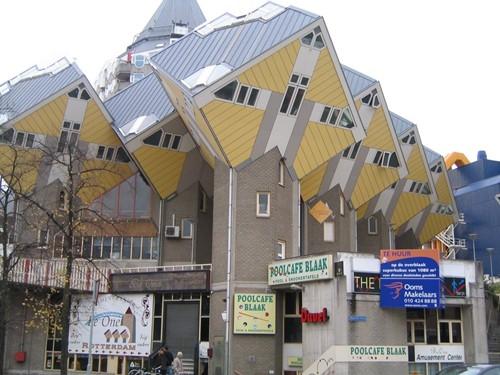 Turismo en Rotterdam