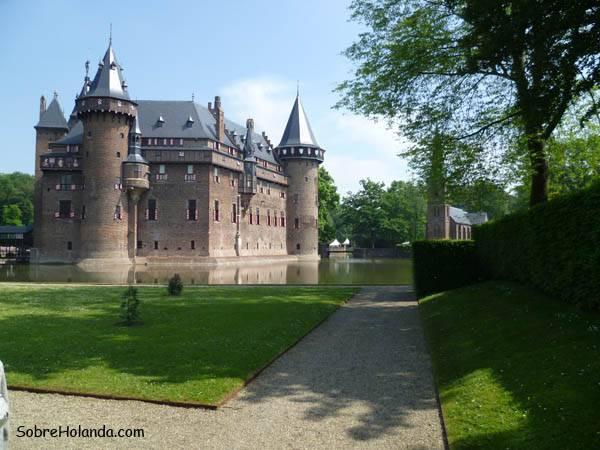 Castillo Haar en Utrecht