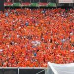 Porqué el color naranja como símbolo de Holanda