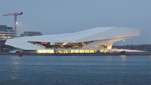 EYE, museo del cine Amsterdam