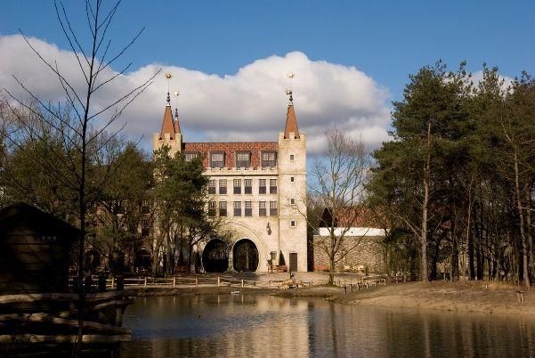 Castillo en Tilburgo is