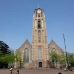 Grote of Sint-Laurenskerk una basilica medieval en Rotterdam