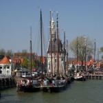 Crucero por los alrededores de Amsterdam