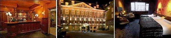 Hoteles recomendados en Amsterdam