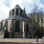 La Iglesia de San Lorenzo en Alkmaar
