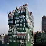 Inntel Hotel, alojamiento curioso en Amsterdam