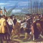El asedio y rendición de Breda