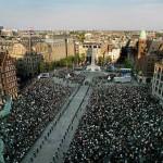 El Día de la Memoria en Holanda