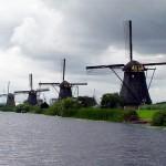El Día Nacional de los Molinos en Holanda