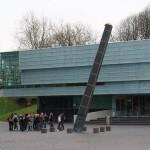 El Museo Het Valkhof en Nimega