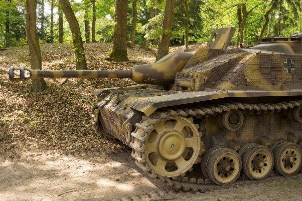 Museo de la Segunda Guerra Mundial en Overloon is