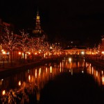Vivir la Navidad en Leiden