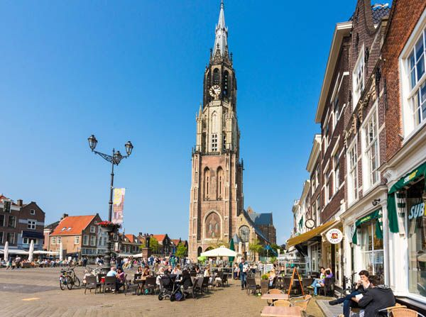 Nieuwe Kerk de Delft