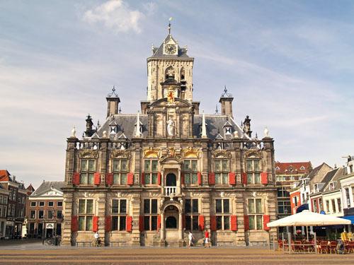 Palacio Principe Delft