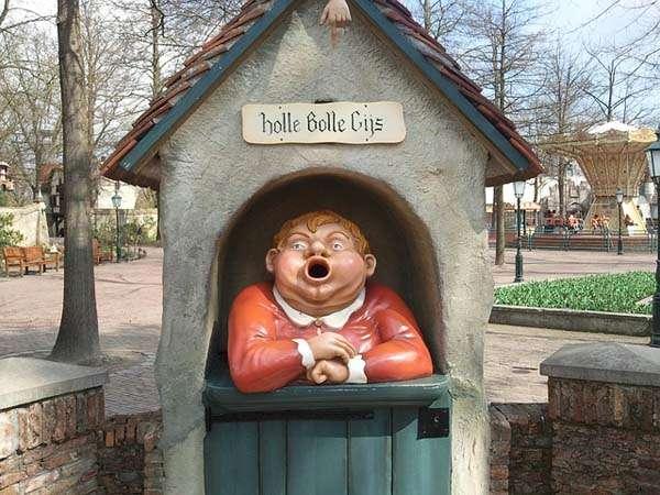 Parque Efteling en Eindhoven