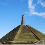La pirámide de Austerlitz, en Woudenberg