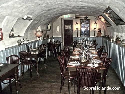 Restaurante Aal Utrecht