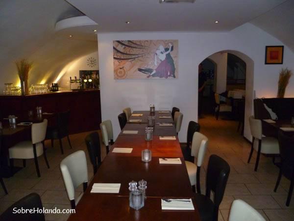 Restaurante en Utrecht