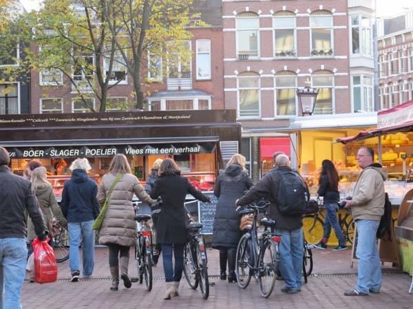Tour ecologico por Ámsterdam