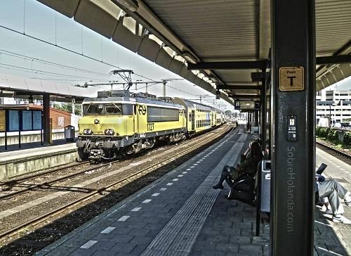 Tren en Utrecht