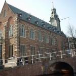 La Universidad de Leiden, la más antigua de Holanda