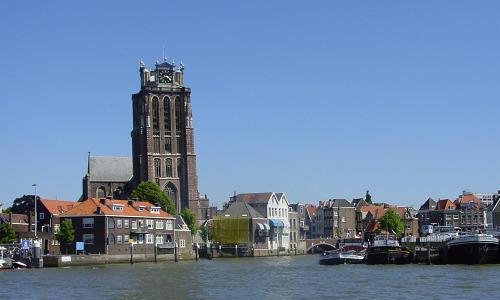 Vista de Dordrecht