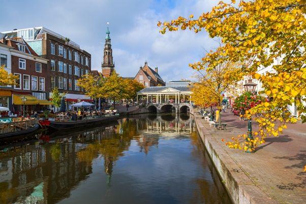Vistas de Leiden