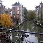 Paseos por los canales de Utrecht