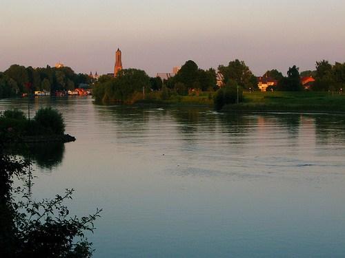 Arnhem y el Rhin