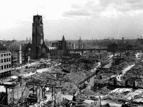 Bombardeo de Rotterdam