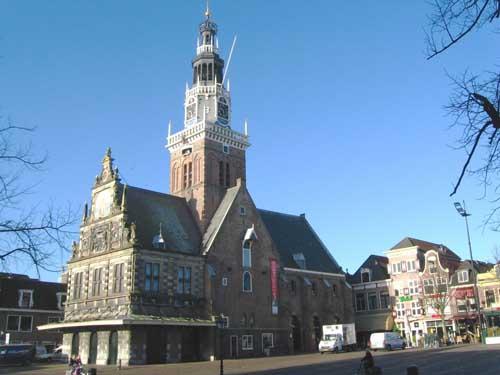 De Waag en Alkmaar