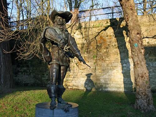 Estatua de D'Artagnan