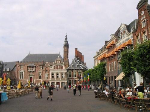 Grote Markt de Haarlem
