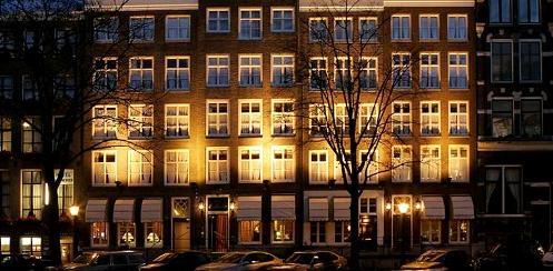 Hotel Estherea en Amsterdam