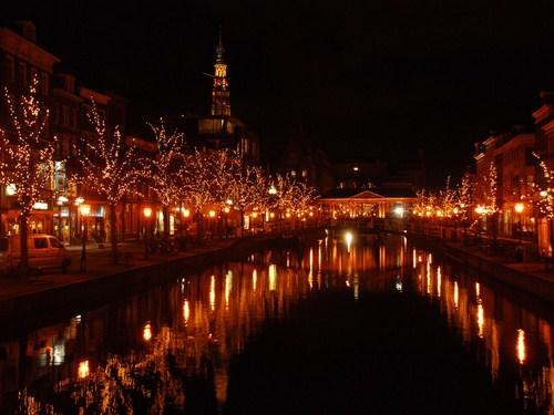 Navidad en Leiden