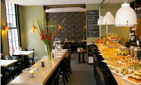 Restaurante La Oliva en Ámsterdam
