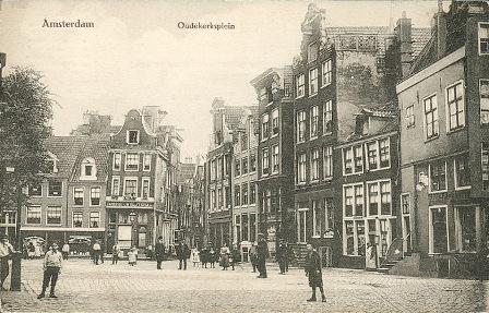 Fotos antiguas de Holanda