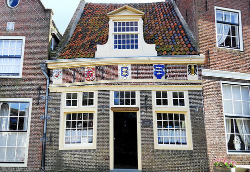 Museo de barcos en botella, en Enkhuizen