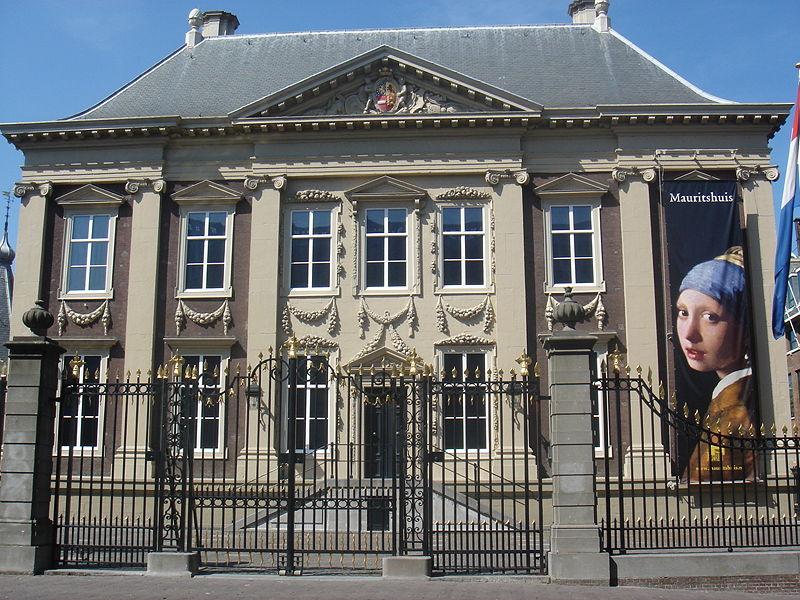 Mauritshuis, galerá real, la haya