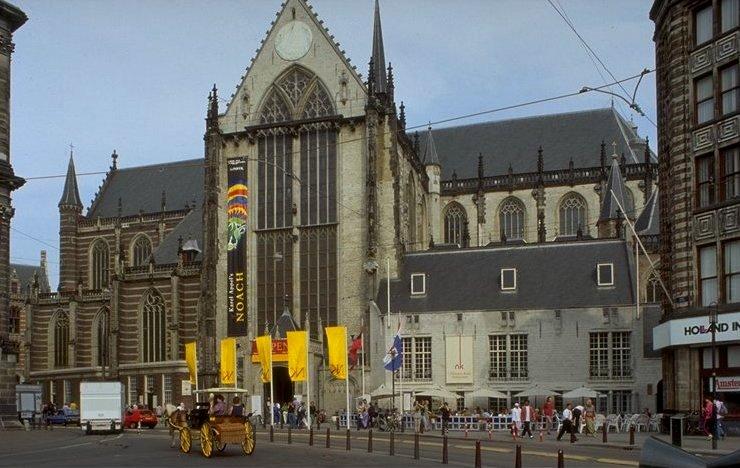 Iglesia Nueva, Amsterdam