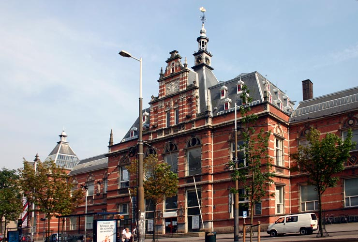 Museo Stedelijk, amsterdam