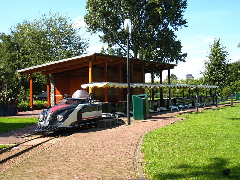 Parque Amstelpark, Ámsterdam